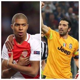 El Mónaco, a alargar el sueño ante la intratable Juventus
