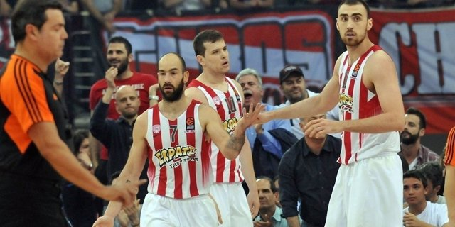 Olympiacos derrota a Anadolu Efes en el quinto partido y completa la Final Four