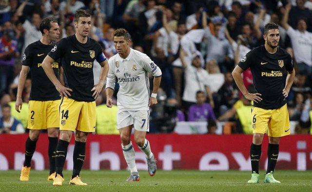 El Atlético afronta una vuelta de semifinal en contra por primera vez en cuatro