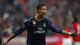 Cristiano se acerca a Messi en la lucha por el Pichichi de la Champions