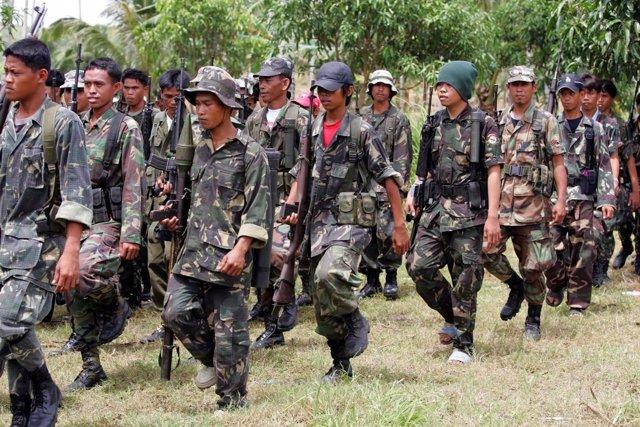 Frente Moro de Liberación Islámica (MILF), grupo armado de Filipinas