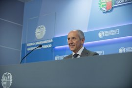 """Erkoreka espera que hoy se cierre un acuerdo sobre el Cupo, que """"no blanqueará"""" al PP"""