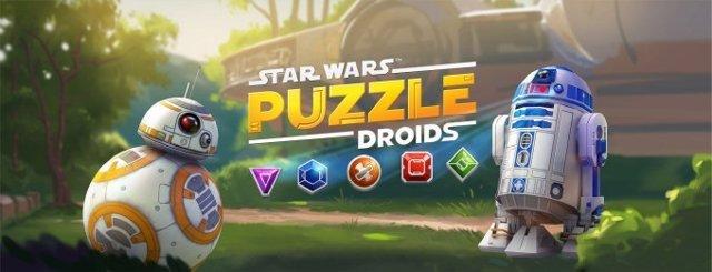 Puzzle droids genera games málaga polo de contenidos digitales star wars