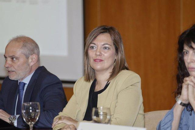 Valladolid. Marcos en la inauguración de la jornada Wine Summit