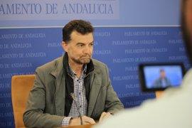 """IULV-CA no ve al PSOE con """"autoridad moral"""" para enmendar los PGE"""