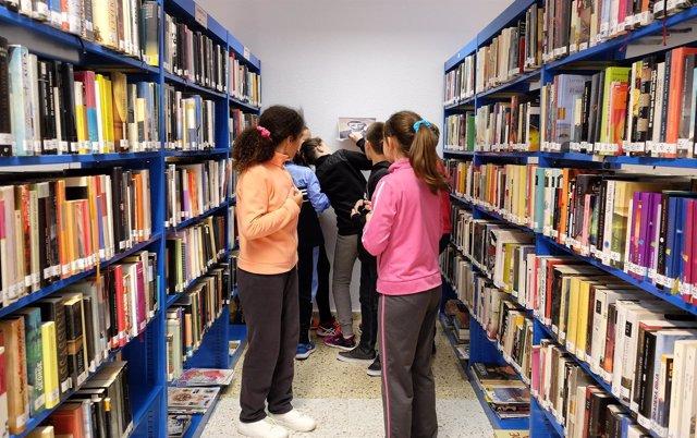Actividades de dinamización de las bibliotecas
