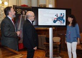 Valladolid, seleccionada de nuevo como líder de la segunda fase de la Red europea CreArt, formada por doce ciudades