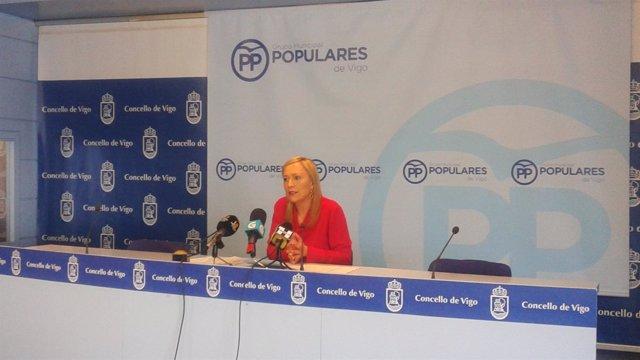 La popular Elena Muñoz