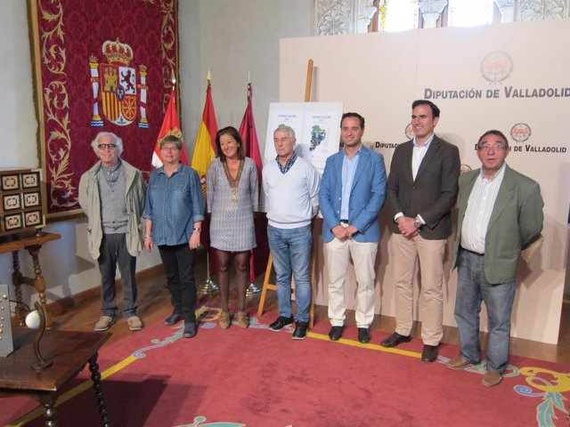 Valladolid. Presentación de los Premios Racimo 2016