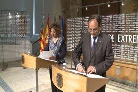 """La Junta de Extremadura exige un reparto """"más justo y más equitativo"""" del déficit entre Administración del Estado y CCAA"""