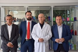 La Junta incentiva con 182.000 euros dos nuevos proyectos empresariales en Antequera
