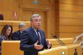 """PP ve """"difícil"""" que arranque la comisión sobre financiación de partidos en el Senado por la próxima llegada de los PGE"""