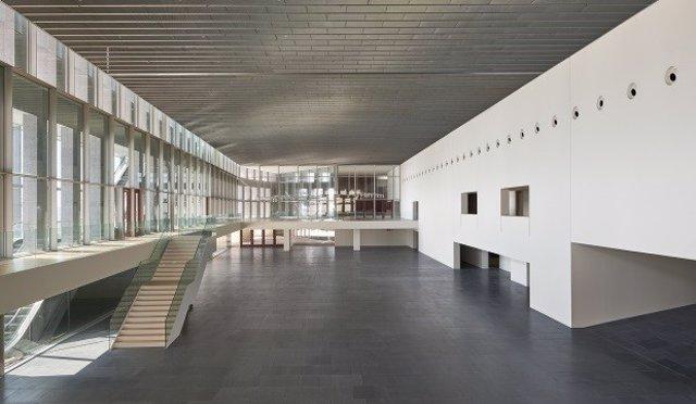 Interior del Palacio de Congresos de Palma