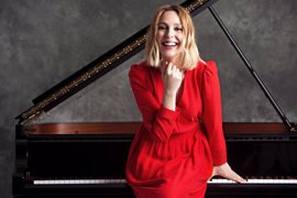 La Orquesta Sinfónica y Cammerata ofrecen dos conciertos junto a la pianista Judith Jáuregui en Murcia y Cartagena