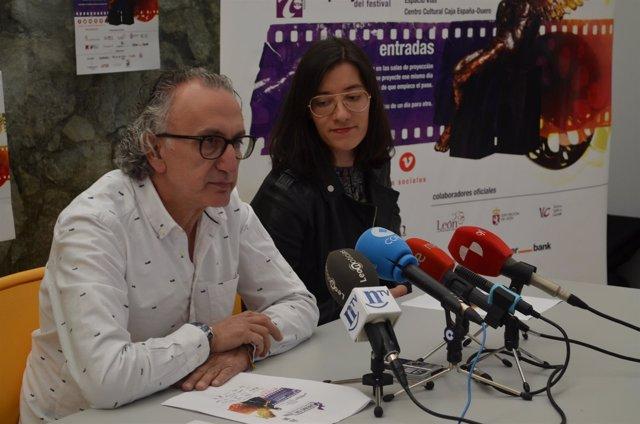León:  Tomás Martínez Antolín (I) Y María Oliden