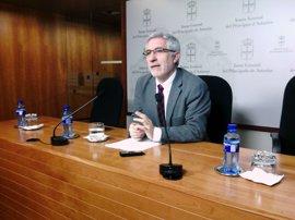 """""""Los presupuestos no pueden ser objeto de un mercadeo"""", dice Llamazares (IU) sobre el acuerdo acerca del Cupo Vasco"""