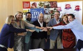 Cocineros de la provincia promocionarán los productos integrados en la marca Sabor a Málaga