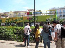 Cambia el perfil del turista en Valencia: Proceden de USA, Canadá, México o el norte de Europa