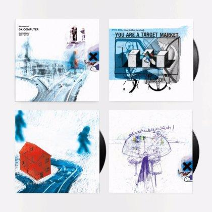 Radiohead celebran el 20 aniversario de su álbum OK Computer