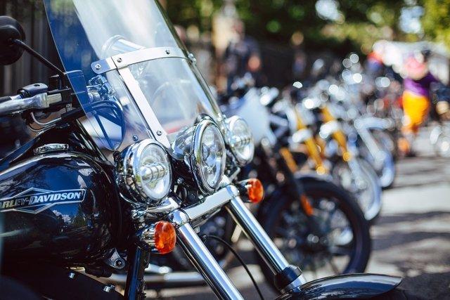 Motos, vehículos, motor, dos ruedas