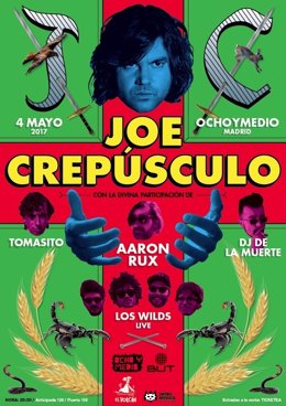 JOE CREPÚSCULO EN MADRID