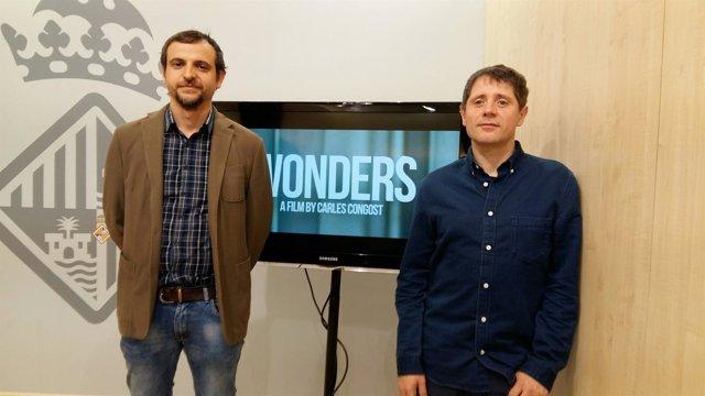 Presentación de 'Wonders', de Carles Congost