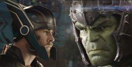Thor y Hulk ya están en el rodaje de Vengadores: Infinity War