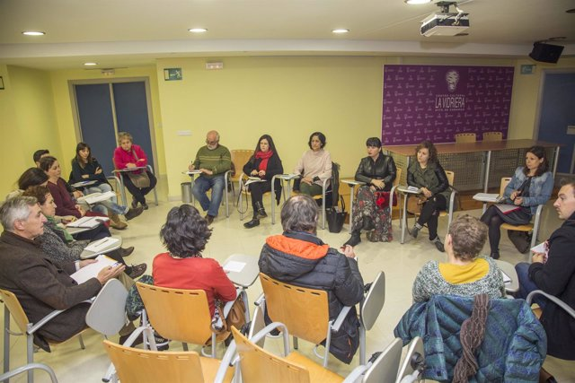 Reunión Banco Recursos Educativos