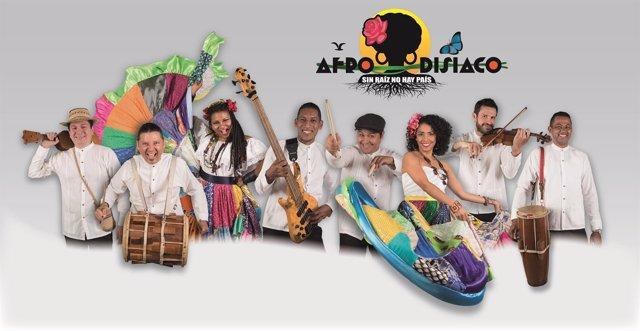 Afrodisíaco, grupo musical