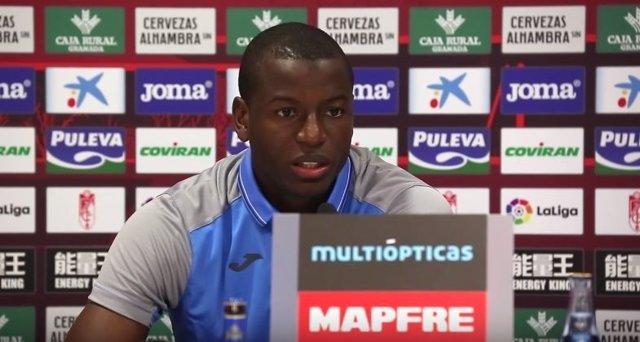 Adrián Ramos, jugador del Granada