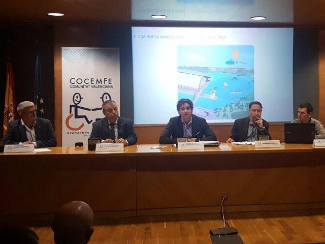 AVT y Cocemfe amolian rutas inclusivas