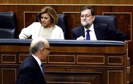 En Comú y En Marea piden la dimisión de Rajoy en el debate de Presupuestos
