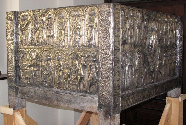 Arca Santa de la Catedral de Oviedo