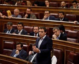 Ciudadanos se ofrece para presidir la comisión de investigación sobre el rescate bancario
