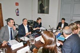 Gamarra destaca la importancia para los municipios de la aprobación PGE y la reinversión del superávit en las ciudades