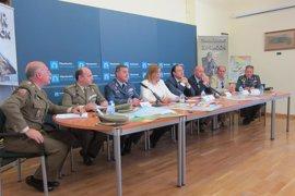 Exposiciones, conferencias, homenajes, conciertos y otros actos darán a conocer al Ejército en Palencia