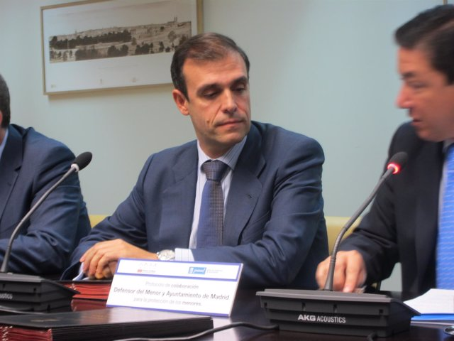 El Defensor Del Menor De La Comunidad De Madrid, Arturo Canalda