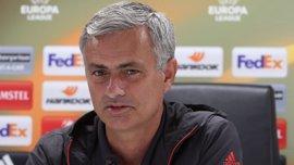 """Mourinho: """"Mata está listo para jugar y tiene la experiencia"""""""