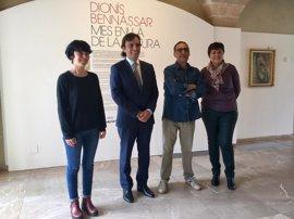 El Consell se suma al Any Dionís Bennàssar con una exposición de pinturas al óleo, dibujos y acuarelas