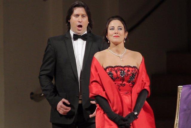 Espai Rambleta pone 'La Traviata' de Verdi al alcance de todos