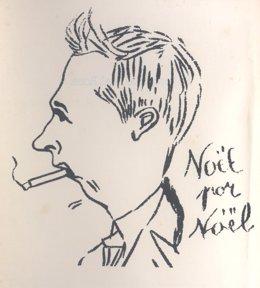 Caricatura de Noel Rosa