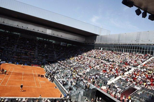 La Caja Mágica, Mutua Madrid Open