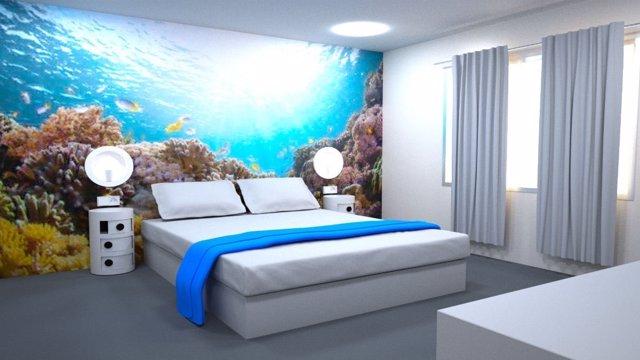 Casual hotel málaga del mar cadena turismo tematizado turistas habitación