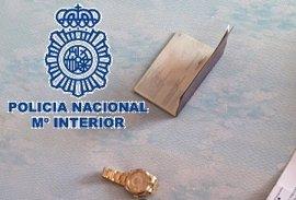 Cinco detenidos por robar relojes de alta gama a turistas en Puerto Banús