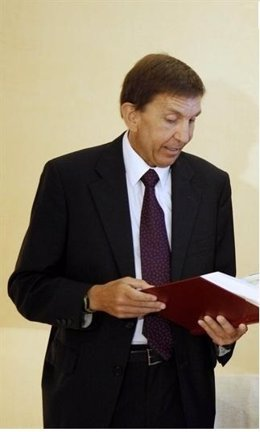 El Fiscal Jefe De Madrid, Manuel Moix