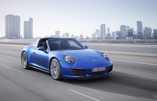 Porsche 911 Targa 4S