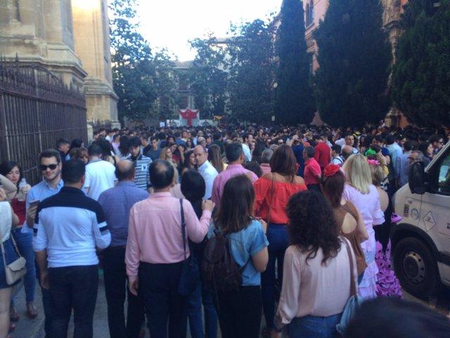 Nota Del Pp De Granada Sobre El Día De La Cruz