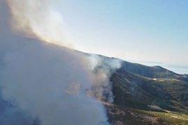 La Asamblea aprueba la modificación de la Ley de Incendios para que la Junta pueda actuar en montes privados