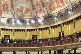 Los Presupuestos aprueban su primer examen en el Congreso al confirmarse el empate