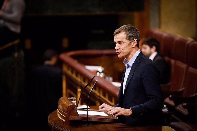 El diputado de Ciudadanos Toni Cantó